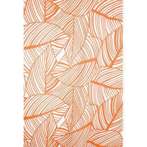 Leaves Pomarańczowa