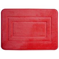 Dywanik łazienkowy SAN REMO czerwony
