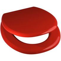 Deska WC MILJO czerwona