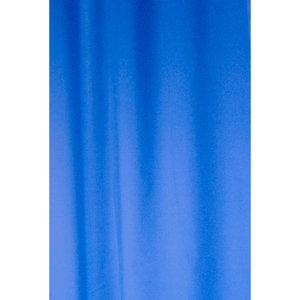 Zasłona łazienkowa PRISMA kobalt