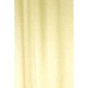 Zasłona łazienkowa PRISMA żółta