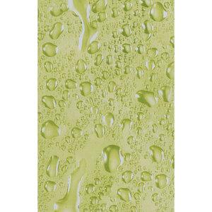 Zasłona łazienkowa WATER zielona