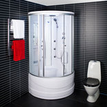 Kabina prysznicowa z hydromasażem 6025