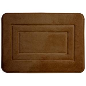Dywanik łazienkowy SAN REMO brązowy